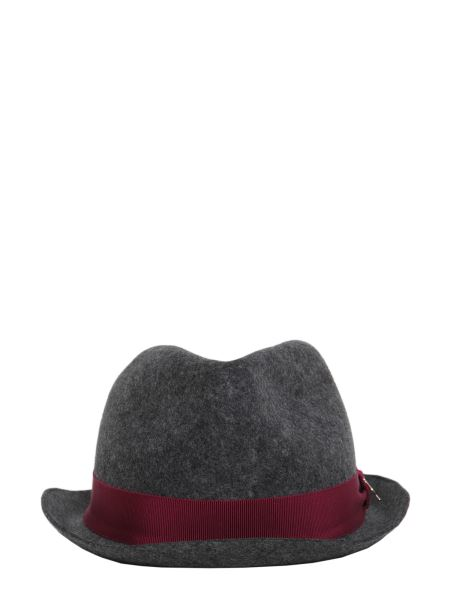 Dsquared - Cappello Clement In Feltro Di Lana