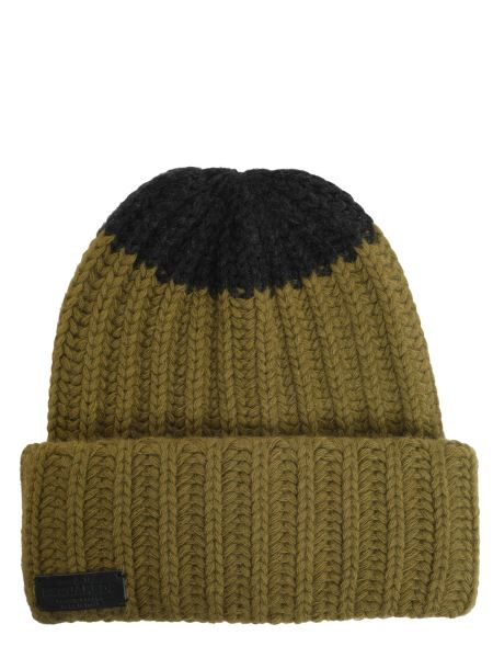 Dsquared - Intertwined Wool Hat