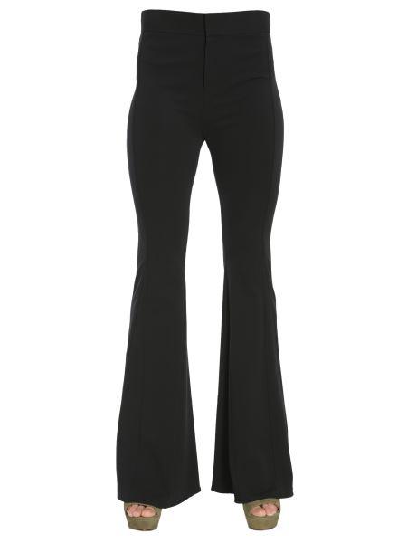 Givenchy - Pantalone Flare In Crêpe