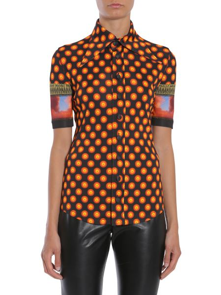 Givenchy - Printed Short Sleeve Shirt