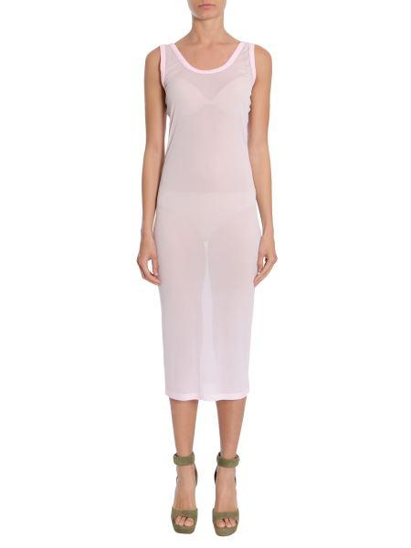 Givenchy - Sleeveless Sheer Jersey Dress