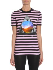 GIVENCHY - T-SHIRT A RIGHE