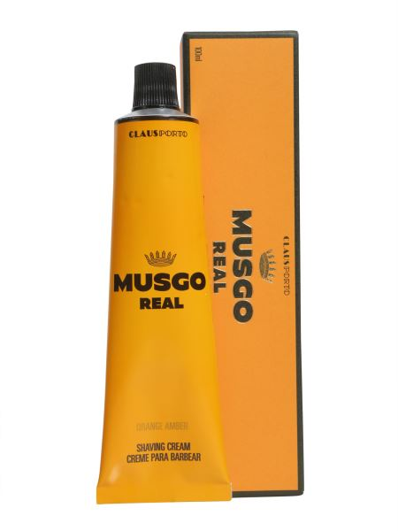 Musgo Real - Crema Da Barba Orange Amber 100 Ml