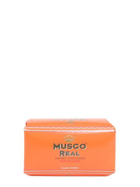 Musgo Real - Orange Amber Soap 190 Gr