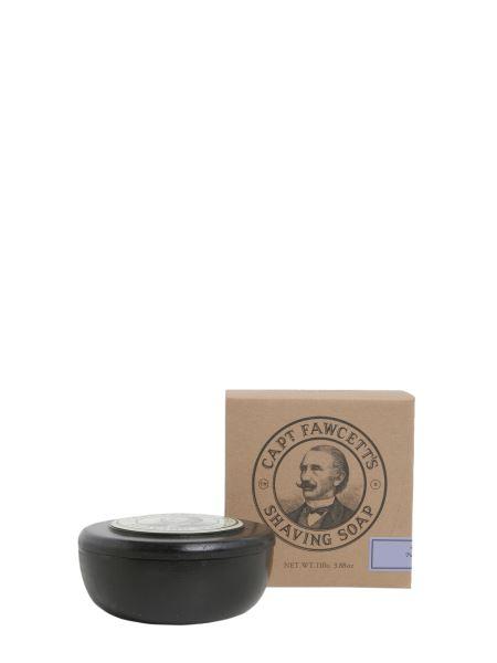 Captain Fawcett - Sashavin Soap In Wooden Bowl 110 G