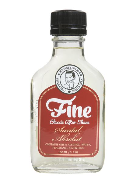 Fine Accoutrements - After Shave Santal Absolut 100 Ml