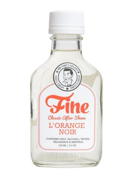 Fine Accoutrements - After Shave L' Orange Noir 100 Ml