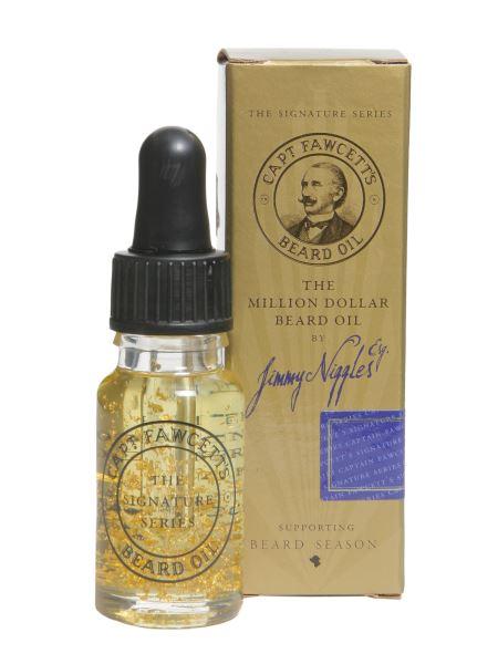 Captain Fawcett - Million Dollar Beard Oil By Jimmy Niggles 10 Ml