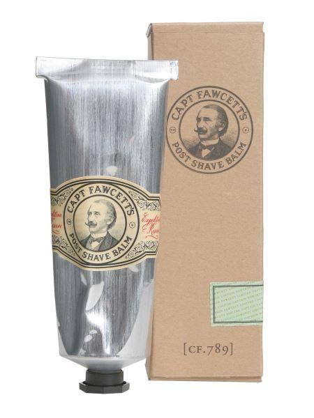 Captain Fawcett - Post Shaving Balm With Aluminium Tube 125 Ml