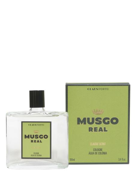 Musgo Real - Colonia Splash&spray Classic Scent 100 Ml