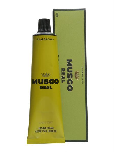Musgo Real - Crema Da Barba Classic Scent 100ml
