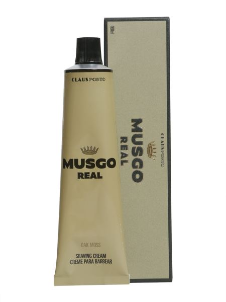 Musgo Real - Oak Moss Shaving Cream 100 Ml