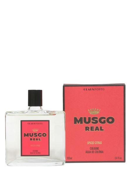 Musgo Real - Colonia Splash&spray Spiced Citrus 100 Ml