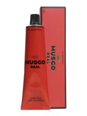 MUSGO REAL - CREMA DA BARBA SPICED CITRUS
