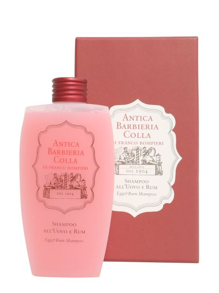 Antica Barbieria Colla - Shampoo Uovo E Rum 200 Ml