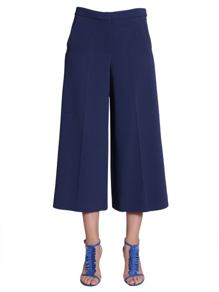Boutique Moschino - Culotte Crêpe Trousers
