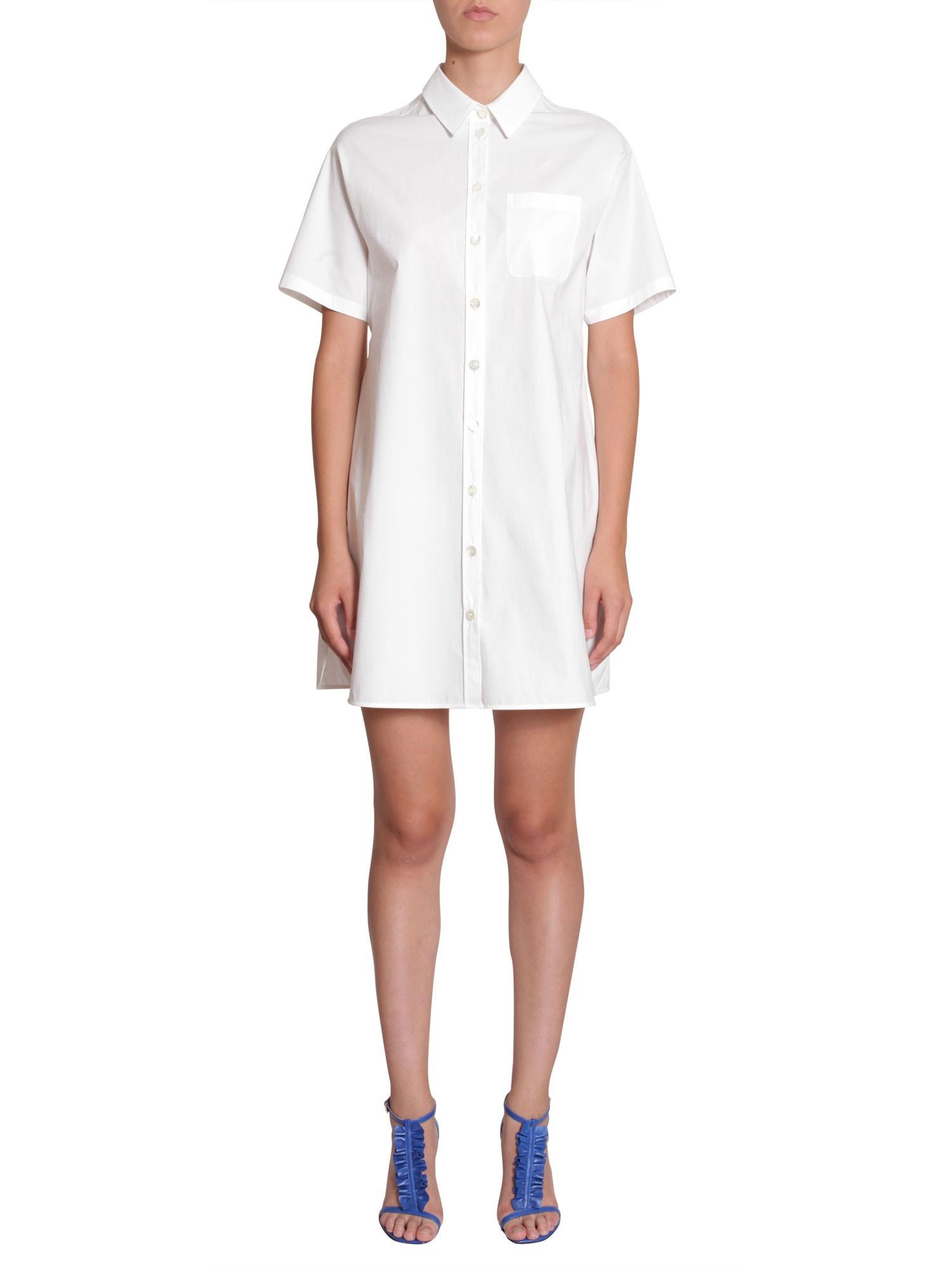 Boutique moschino shirt dress - boutique moschino - Modalova