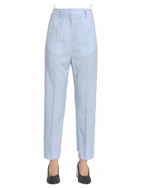 Mm6 Maison Margiela - Classic Trousers With Side Tuxedo Band