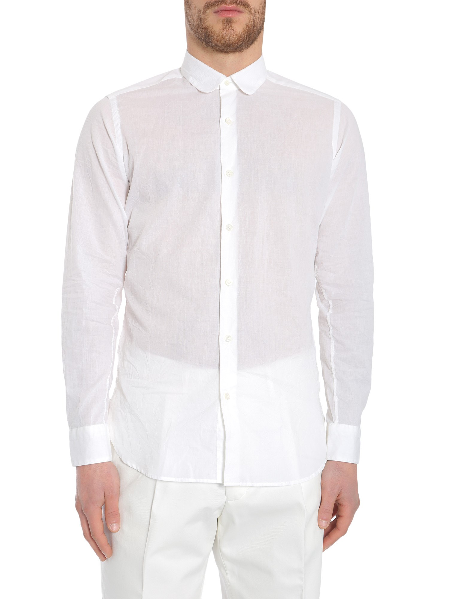 The gigi cotton poplin shirt - the gigi - Modalova