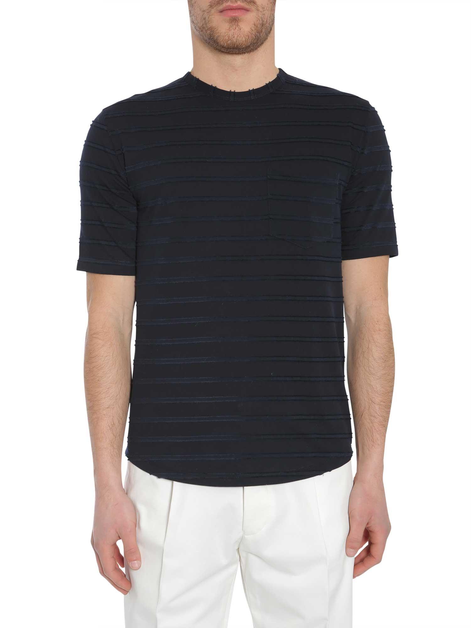 The gigi round collar t-shirt - the gigi - Modalova