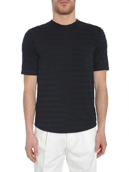 The Gigi - Round Collar Cottn T-shirt