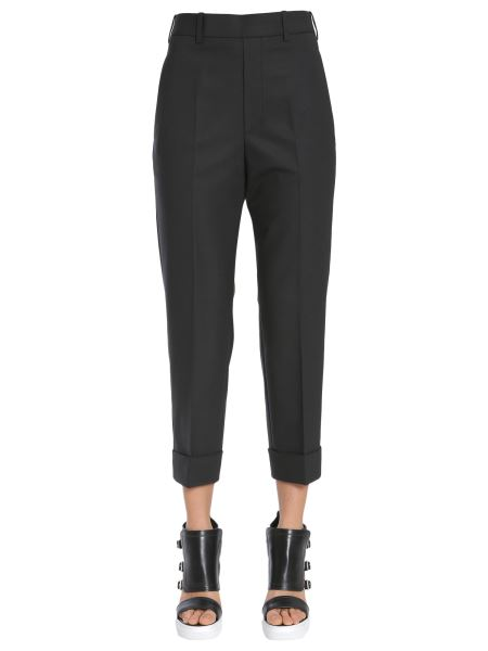 Neil Barrett - Classic Short Trousers With Rolled Cuffs