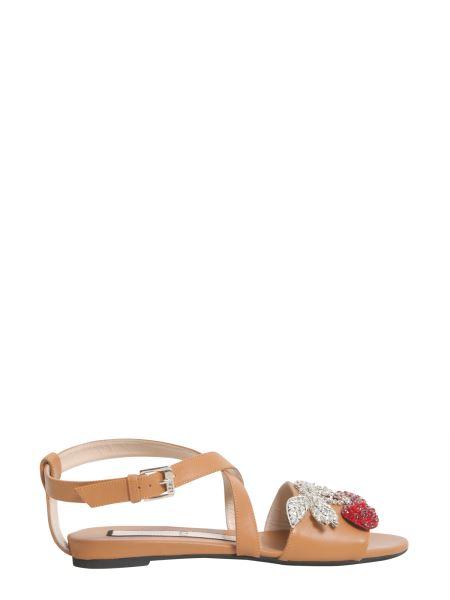 N°21 - Sandalo Con Spilla Cherry