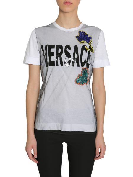 Versace - T-shirt Stampa Logo