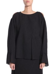 3.1 PHILLIP LIM - BLUSA IN CRÊPE