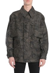 TOM FORD - GIACCA CAMOUFLAGE
