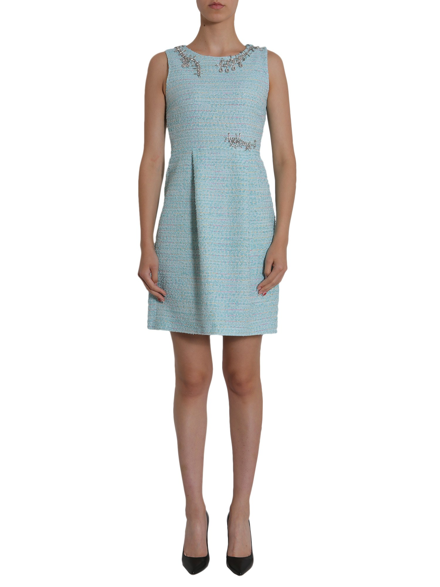 Boutique moschino tweed dress - boutique moschino - Modalova