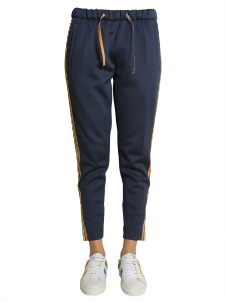 Mira Mikati - Jogging Trousers With Side Band