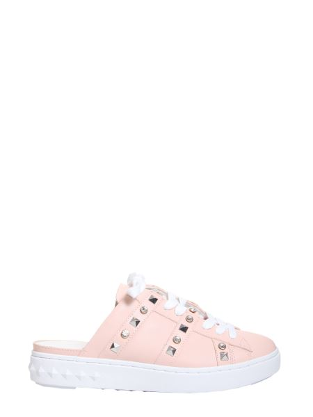 Ash - Party Slip-on Leather Sneakers