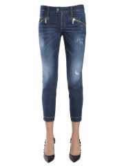DSQUARED - JEANS CON ZIP
