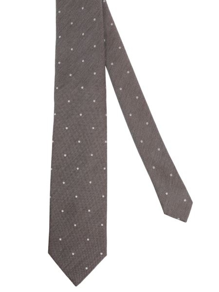 Tom Ford - Dot Printed Silk  tie
