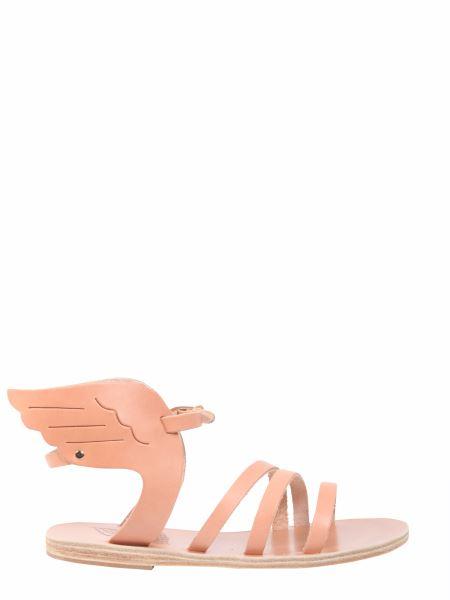 Ancient Greek Sandals - Ikaria Leather Sandals