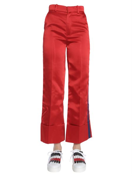 Tommy Hilfiger - Tailored Trousers With Side Band