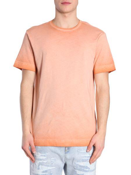 Diesel Black Gold - Teose Cotton Jersey Delavè T-shirt