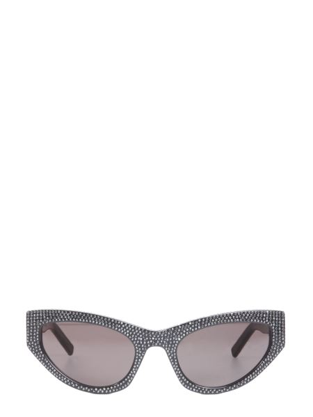 Saint Laurent - New Wave 215 Grace Sunglasses In Glitter Acetate