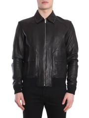 SAINT LAURENT - GIACCA IN PELLE