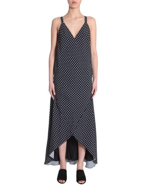 Haider Ackermann - Long Polka Dot Dress