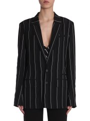 HAIDER ACKERMANN - BLAZER A RIGHE