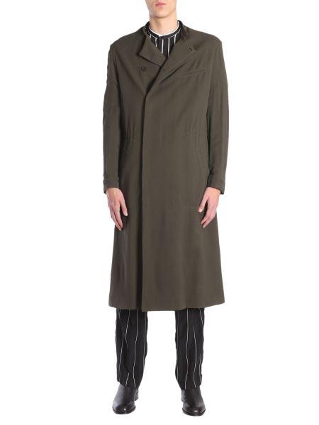 Haider Ackermann - Oversize Fit Crêpe Trench Coat