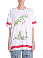 JW ANDERSON - T-SHIRT OVERSIZE FIT