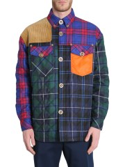 VERSACE - GIACCA PATCHWORK
