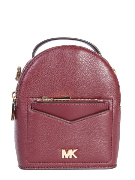 Michael By Michael Kors - Mini Jessa Leather Backpack