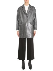 BOUTIQUE MOSCHINO - CAPPOTTO OVERSIZE FIT