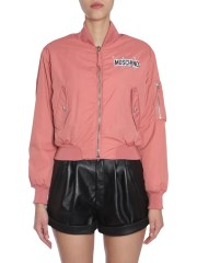MOSCHINO - BOMBER CROPPED