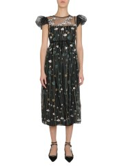 RED VALENTINO - ABITO IN TULLE