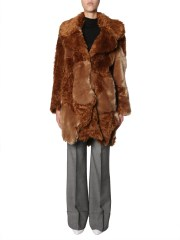 STELLA McCARTNEY - CAPPOTTO IN ECOPELLICCIA